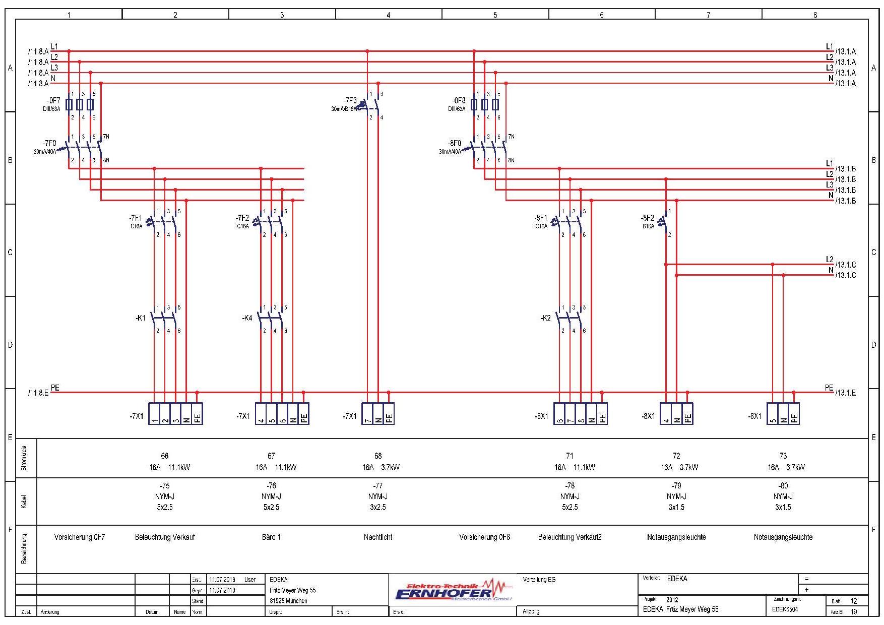 Super Leistungen | Architekten & Planer | Elektro Ernhofer PW74